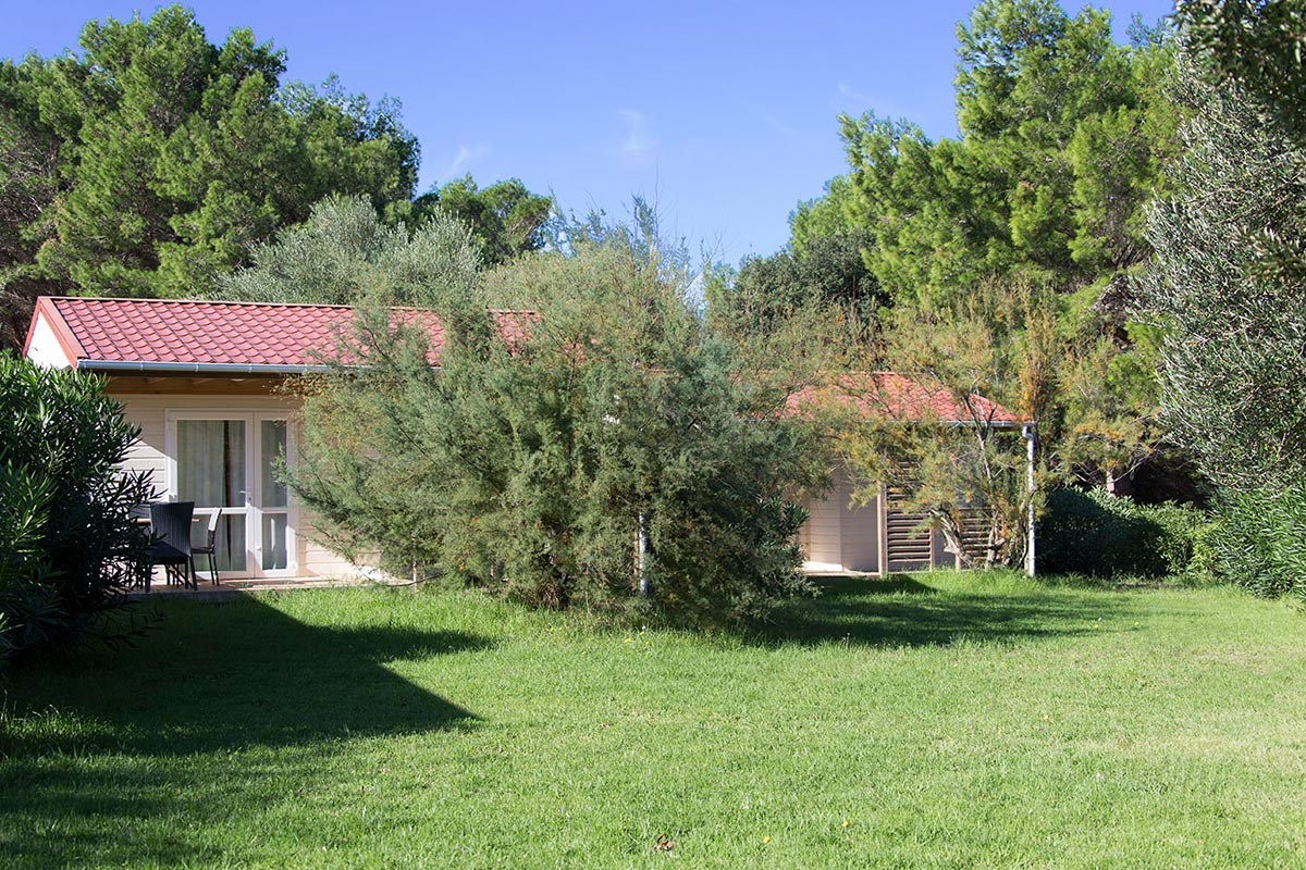 Chalet Cannelle Ext. 4