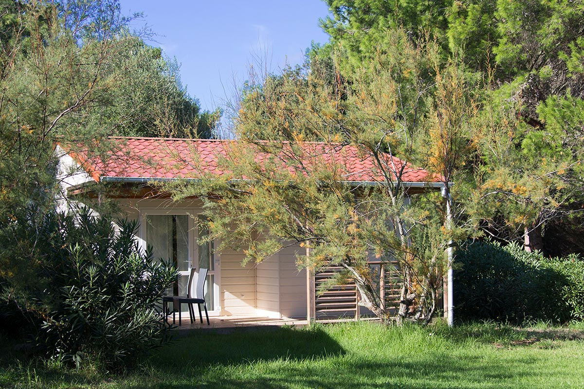 Chalet Cannelle Ext.2
